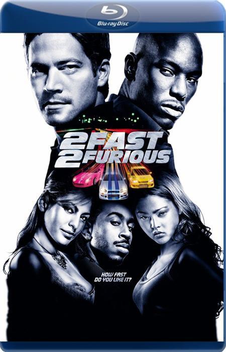 Подвійний Форсаж / Двойной форсаж / 2 Fast 2 Furious (2003) BDRip