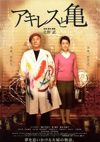 Ахиллес и черепаха / Akiresu to kame (2008) DVDRip