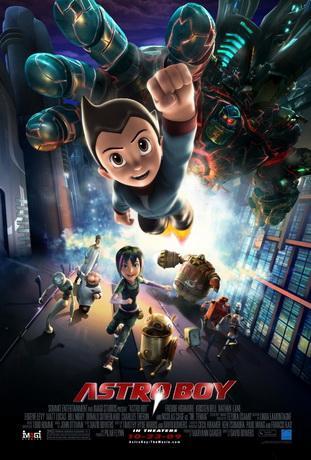 Астробой / Astro Boy (2009) DVDRip