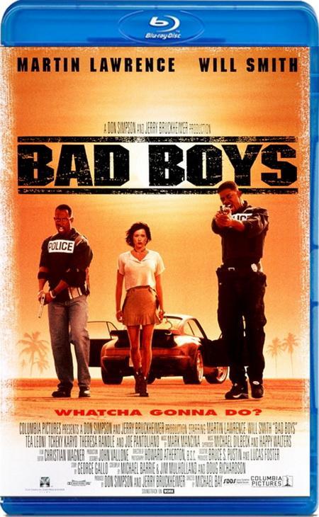 Погані хлопці / Плохие парни / Bad Boys (1995) BDRip