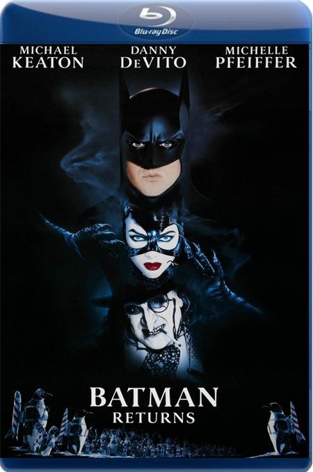 Бетмен повертається / Бэтмен возвращается / Batman Returns (1992) BDRip