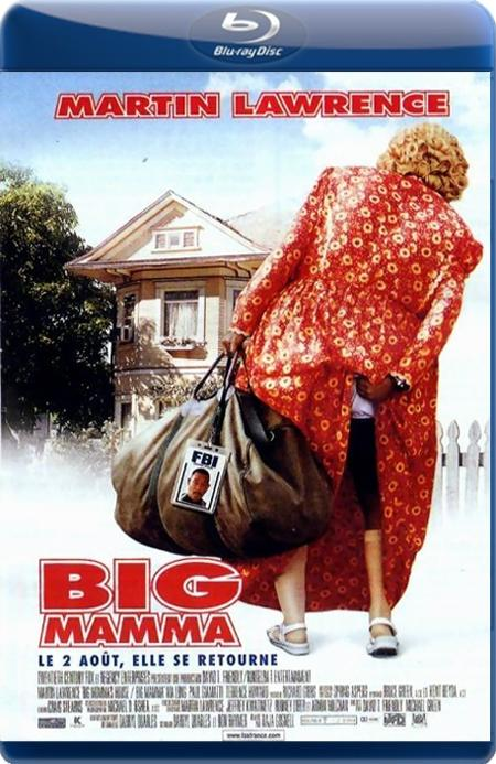 Дім великої матусі / Дом большой мамочки / Big Momma's House (2000) BDRip