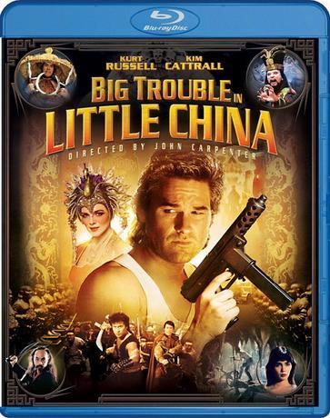 Большой переполох в маленьком Китае / Big Trouble in Little China (1986) BDRip