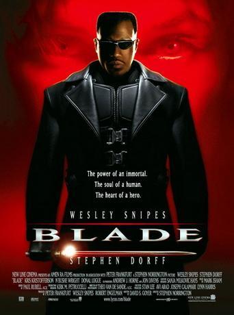 Блэйд / Blade (1998) DVDRip