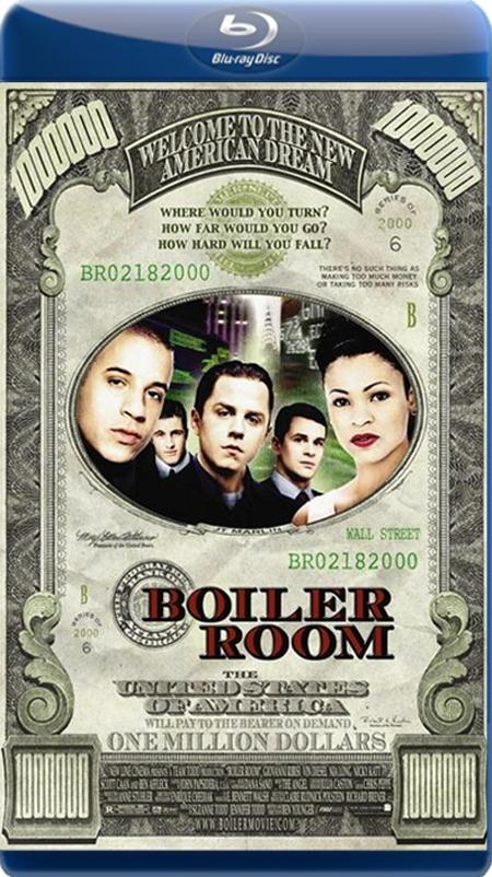 Бойлерна / Бойлерная / Boiler Room (2000) BDRip