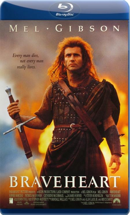 Хоробре серце / Храброе сердце / Braveheart (1995) BDRip
