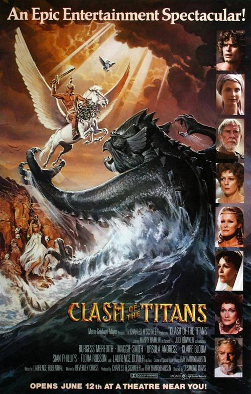 Битва Титанов / Clash of the Titans (1981) DVDRip