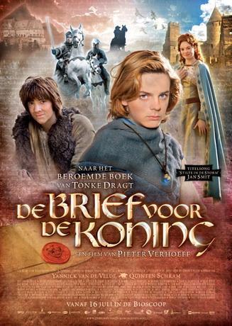 Письмо для короля / De brief voor de koning (2008) DVDRip