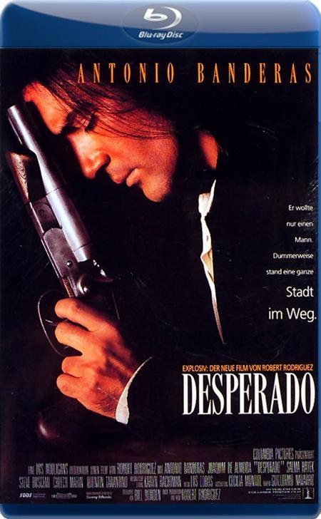 Відчайдушний / Отчаянный / Desperado (1995) BDRip