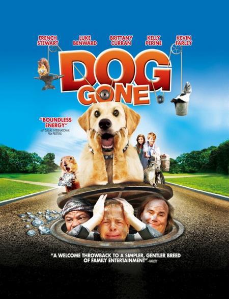 Алмазный пес / Dog Gone (2008) DVDRip