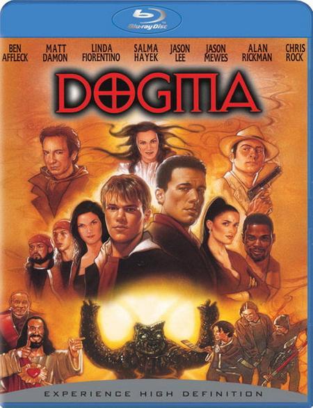 Догма / Dogma (1999) BDRip