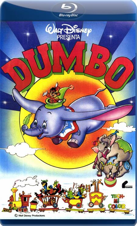 Дамбо / Dumbo (1941) BDRip Rus|Ukr