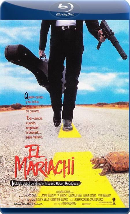 Музикант / Музыкант / El mariachi (1992) BDRip