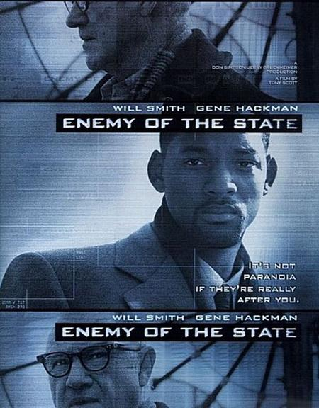 Враг государства / Enemy of the State (1998) DVDRip