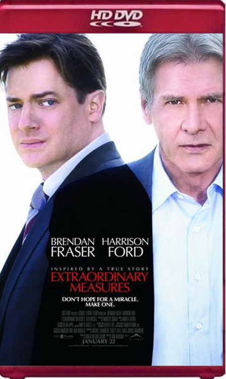 Крайние меры / Extraordinary Measures (2010) HDRip