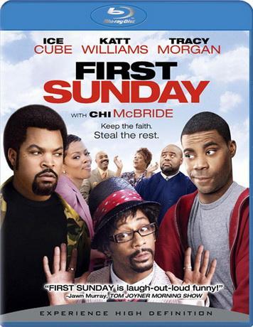 Первое воскресенье / First Sunday (2008) BDRip