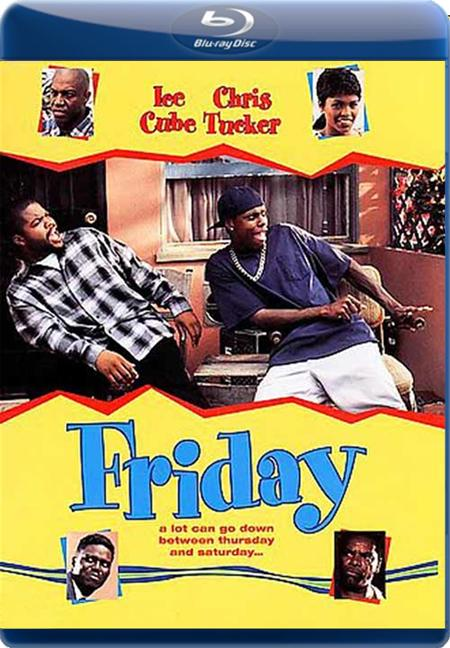 Пятница [Режиссёрская версия] / Friday [Director's Cut] (1995) BDRip
