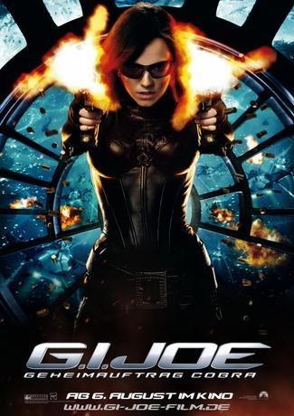 Бросок кобры / G.I. Joe: The Rise of Cobra (2009) DVDRip