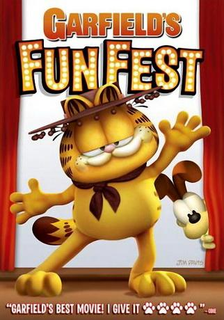 Фестиваль Гарфилда / Garfield's Fun Fest (2008) DVDRip