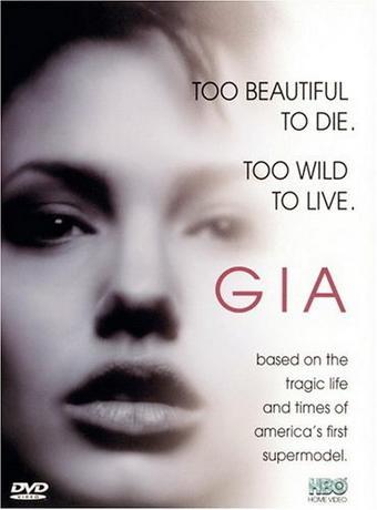 Джиа / Gia (1998) DVDRip