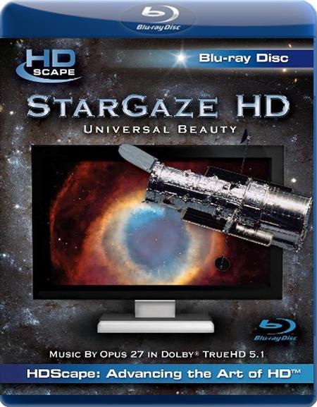 Краса Всесвіту / Вселенная глазами телескопа Хаббл / HDScape StarGaze HD: Universal Beauty (2008) BDRip