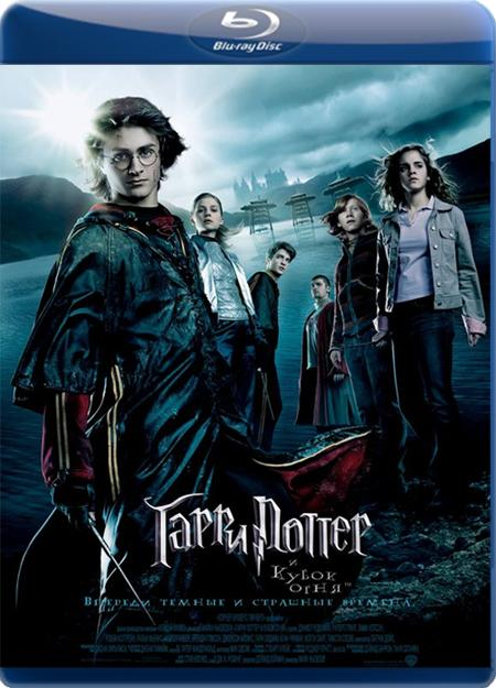 Гаррі Поттер і келих вогню / Гарри Поттер и кубок огня / Harry Potter and the Goblet of Fire (2005) BDRip