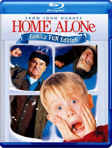 ���� ���� / Home Alone (1990) BDRip