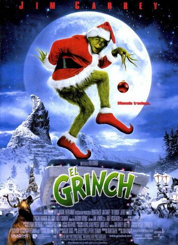 Гринч - похититель Рождества / How the Grinch Stole Christmas (2000) DVDRip