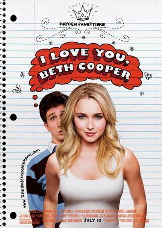 Ночь с Бет Купер / I Love You, Beth Cooper (2009) DVDRip