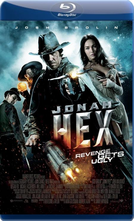 Джона Хекс / Jonah Hex (2010) BDRip