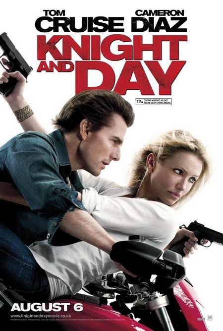 Лицар дня / Рыцарь дня / Knight and Day (2010) DVDRip
