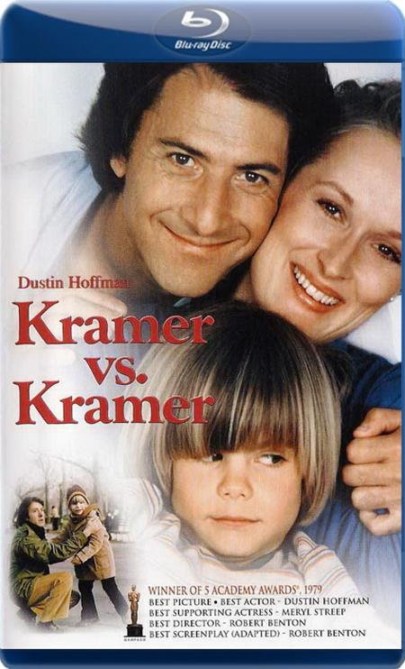 Крамер проти Крамера / Крамер против Крамера / Kramer vs. Kramer (1979) BDRip