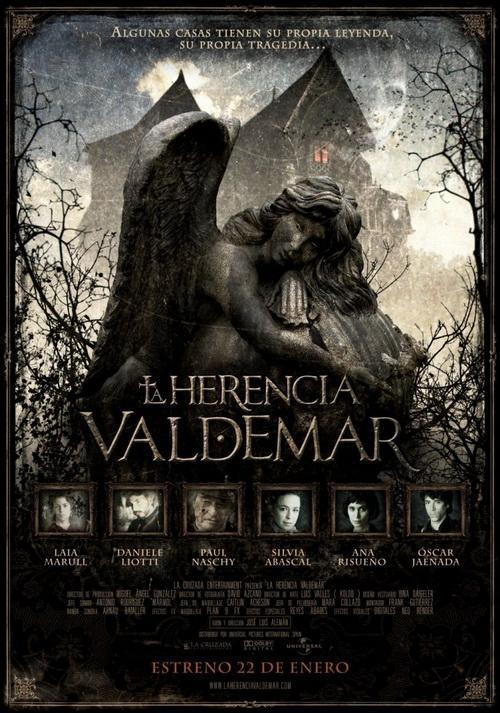 Наследие Вальдемара / La herencia Valdemar (2010) DVDRip