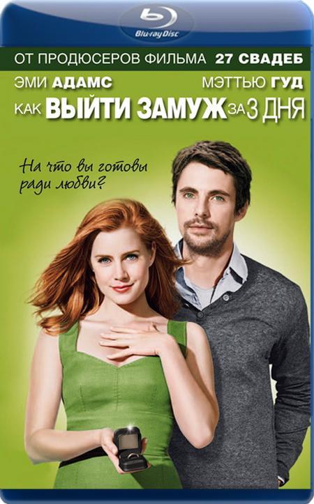 Високосний рік / Как выйти замуж за 3 дня / Leap Year (2010) BDRip
