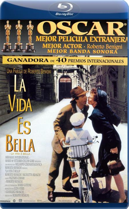 Життя прекрасне / Жизнь прекрасна / Life Is Beautiful / La Vita è bella (1997) BDRip
