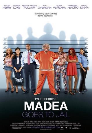 Мэдея в тюрьме / Madea Goes to Jail (2009) DVDRip