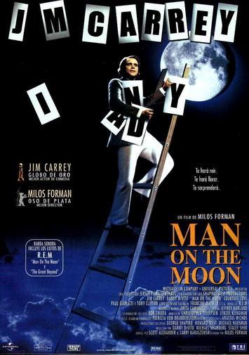 Человек на Луне / Man on the Moon (1999) DVDRip