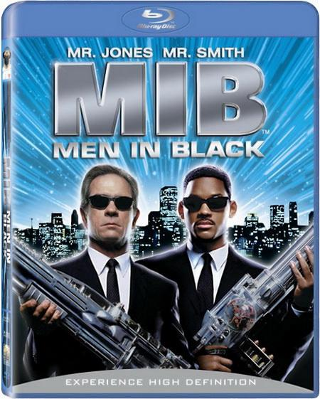 Люди в чорному / Люди в чёрном / Men in Black (1997) BDRip