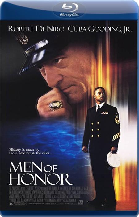 Люди честі / Военный ныряльщик / Men of Honor (2000) BDRip