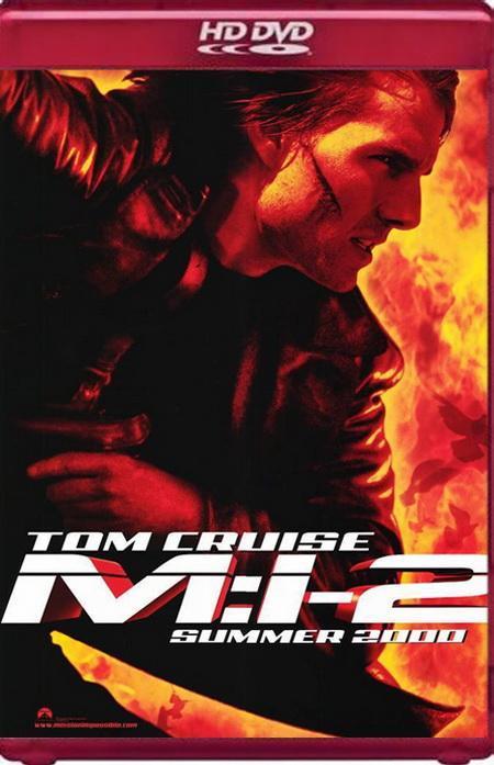 Миссия: невыполнима 2 / Mission: Impossible II (2000) HDRip