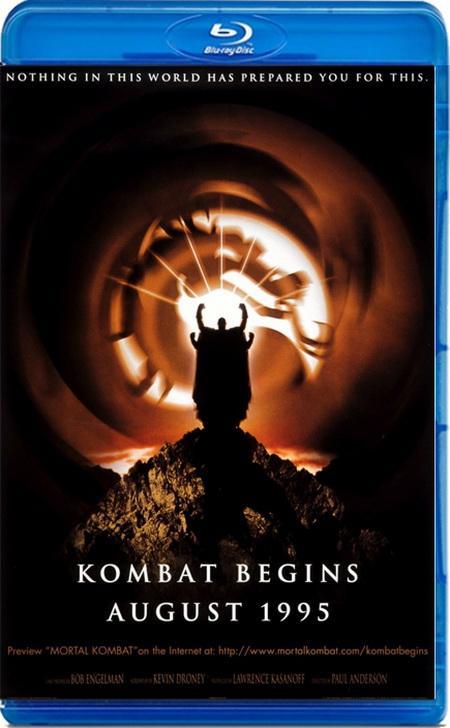 Смертельная битва / Mortal Kombat (1995) BDRip