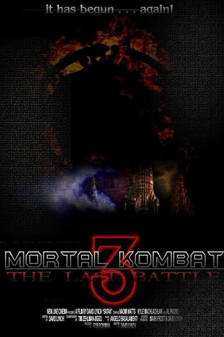 Смертельная битва: Возрождение / Mortal Kombat: Rebirth (2013)