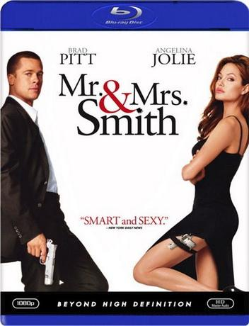 Мистер и миссис Смит / Mr. & Mrs. Smith (2005) BDRip