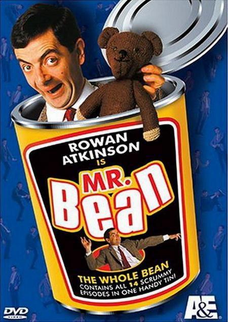 Мистер Бин / Mr. Bean (1990-1995) DVDRip