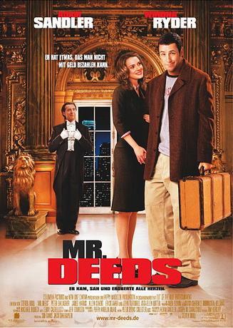 Миллионер поневоле / Mr. Deeds (2002) DVDRip