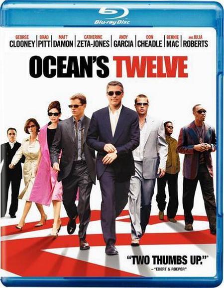 Двенадцать друзей Оушена / Ocean's Twelve (2004) BDRip