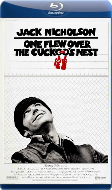 Пролетая над гнездом кукушки / One Flew Over the Cuckoo's Nest (1975) BDRip