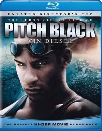 Черная дыра [Режиссерская Версия] / Pitch Black [Director's Cut] (2000) BDRip