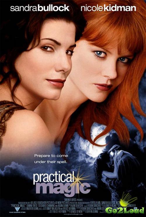Практическая магия / Practical Magic (1998) DVDRip