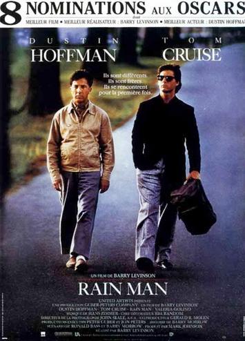 Человек дождя / Rain Man (1988) DVDRip